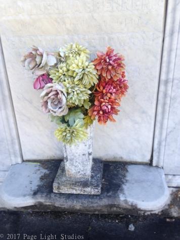 Scene from Lafayette cemetery
