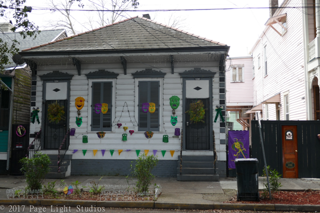 Photo from walking tour of Treme