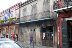 Exterior of Preservation Hall
